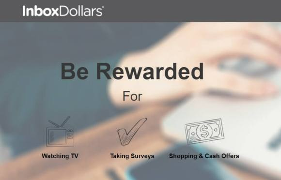 inboxdollar - earn money by watching tv and taking surveys