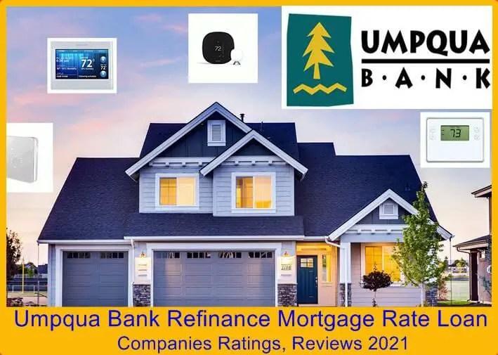 Umpqua Bank Mortgage Rate