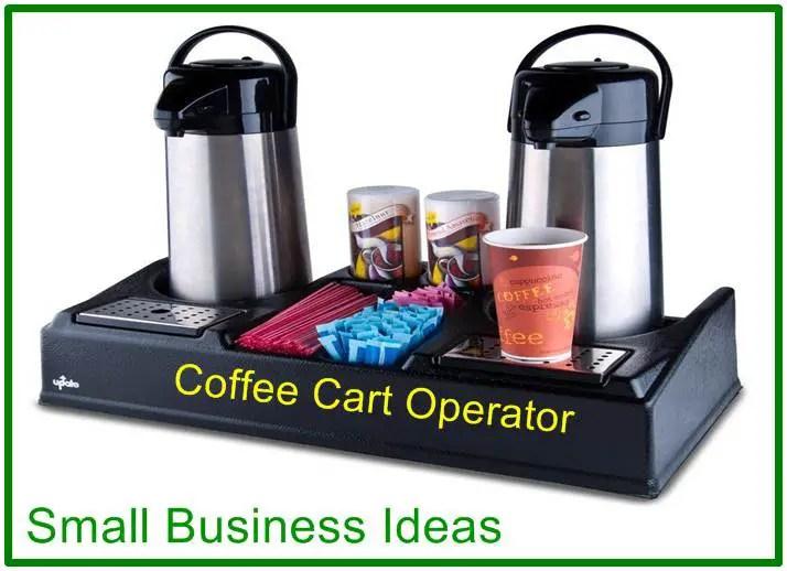 Coffee Cart Operator