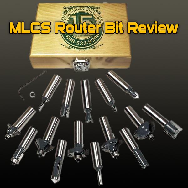 MLCS Router Bit Review