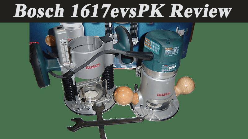 Bosch 1617evspk review