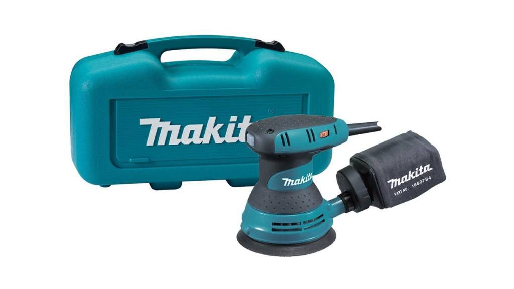 Makita BO5031K Orbit Sander Kit