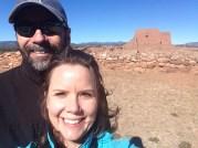 Pecos selfie