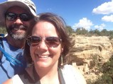 Mesa Verde selfie