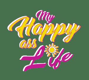 My Happy Ass Life Logo