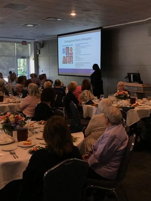 9/26/19 Dr. Avis Proctor President's Luncheon Harper Update.