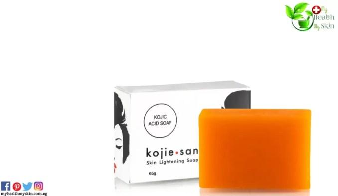 Kojic San Acid Soap