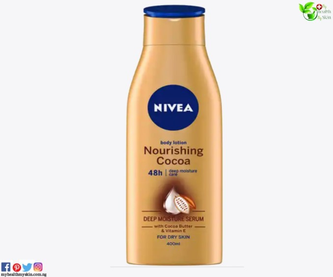 NIVEA® Cocoa Butter Body Lotion