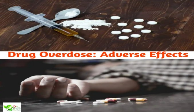Signs and symptoms of a Sympathomimetic drug abuse