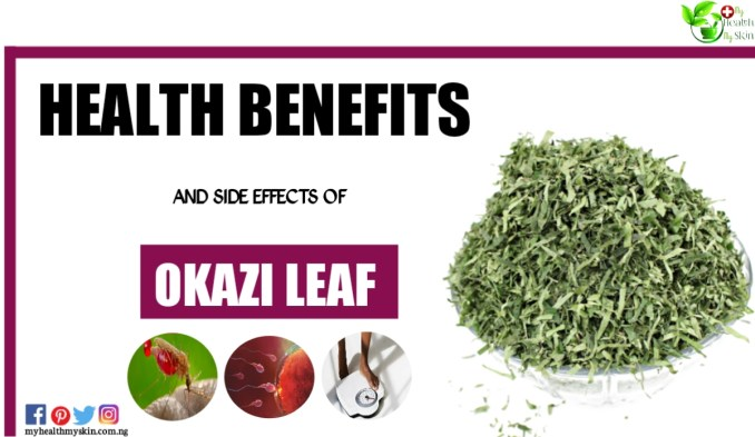 Okazi leaf