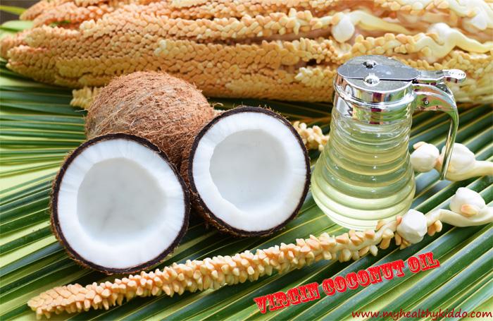 Easy Homemade Virgin Coconut Oil Recipe -1