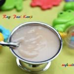Finger Millet Milk Porridge