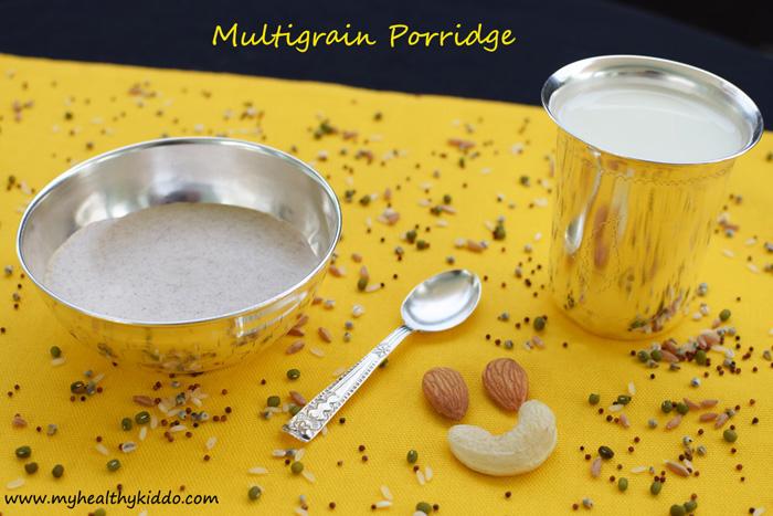 Multigrains Porridge 2