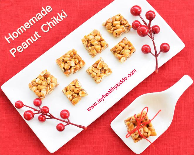 Homemade Peanut Chikki-1