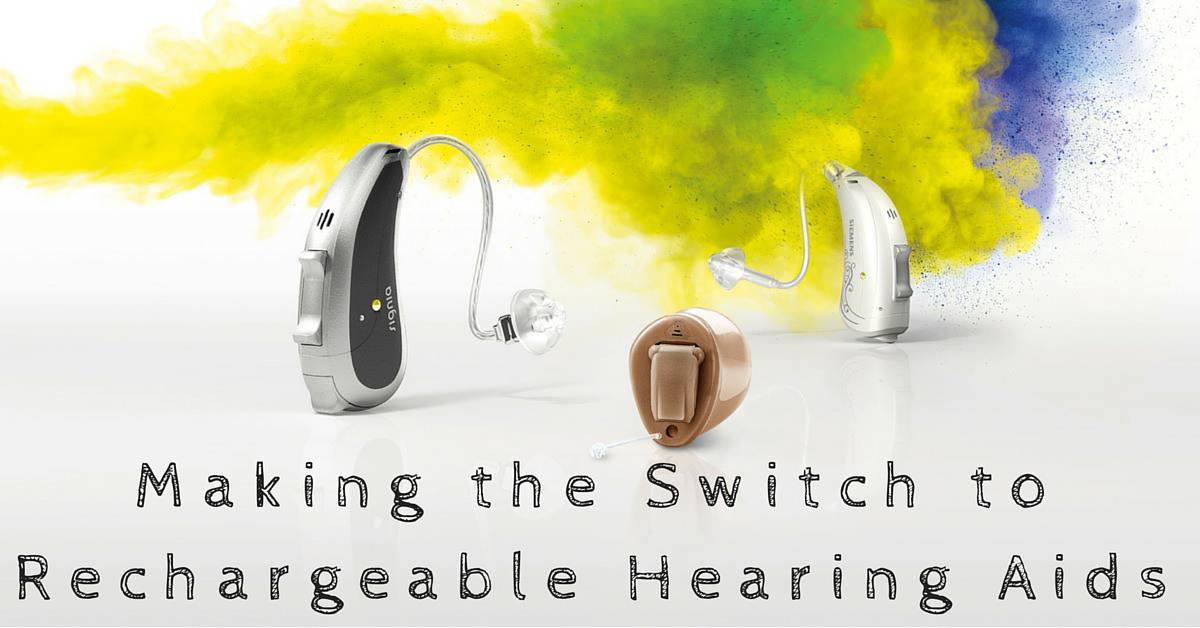 Oticon Hearing Aid Rechargeable Batteries