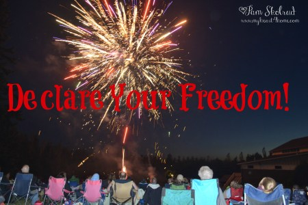 Declare Your Freedom