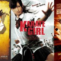 High-Kickin' Japanese Schoolgirls