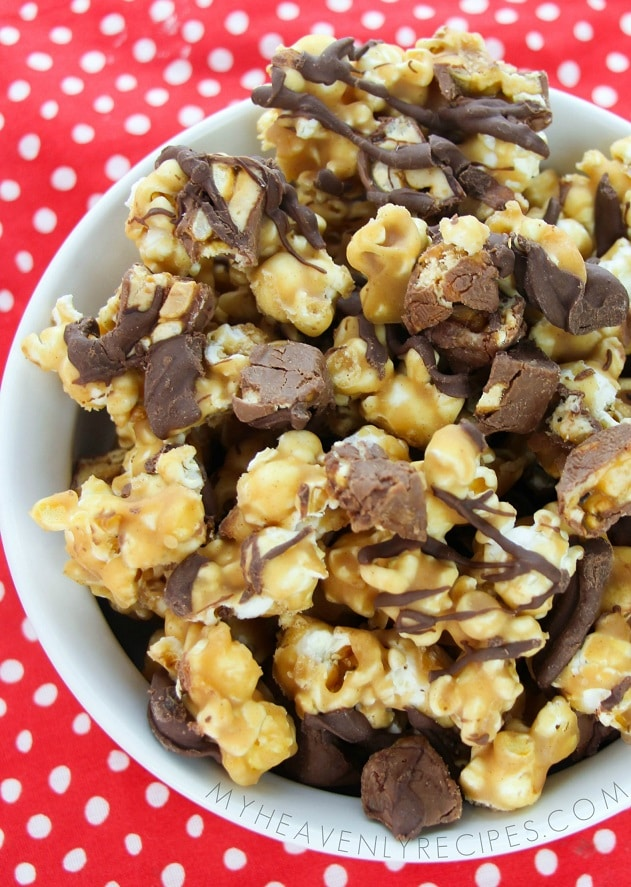 Snickers Popcorn