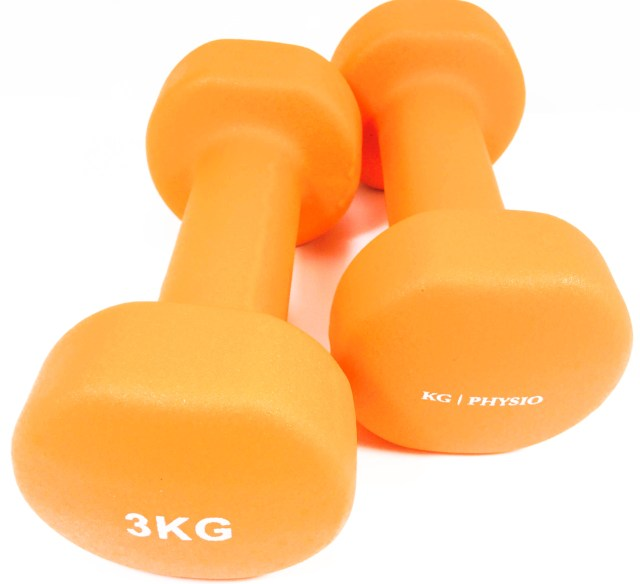 KG Physio 3KG Dumbbells