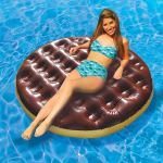 Oliphant Chocolate Digestive Pool Float