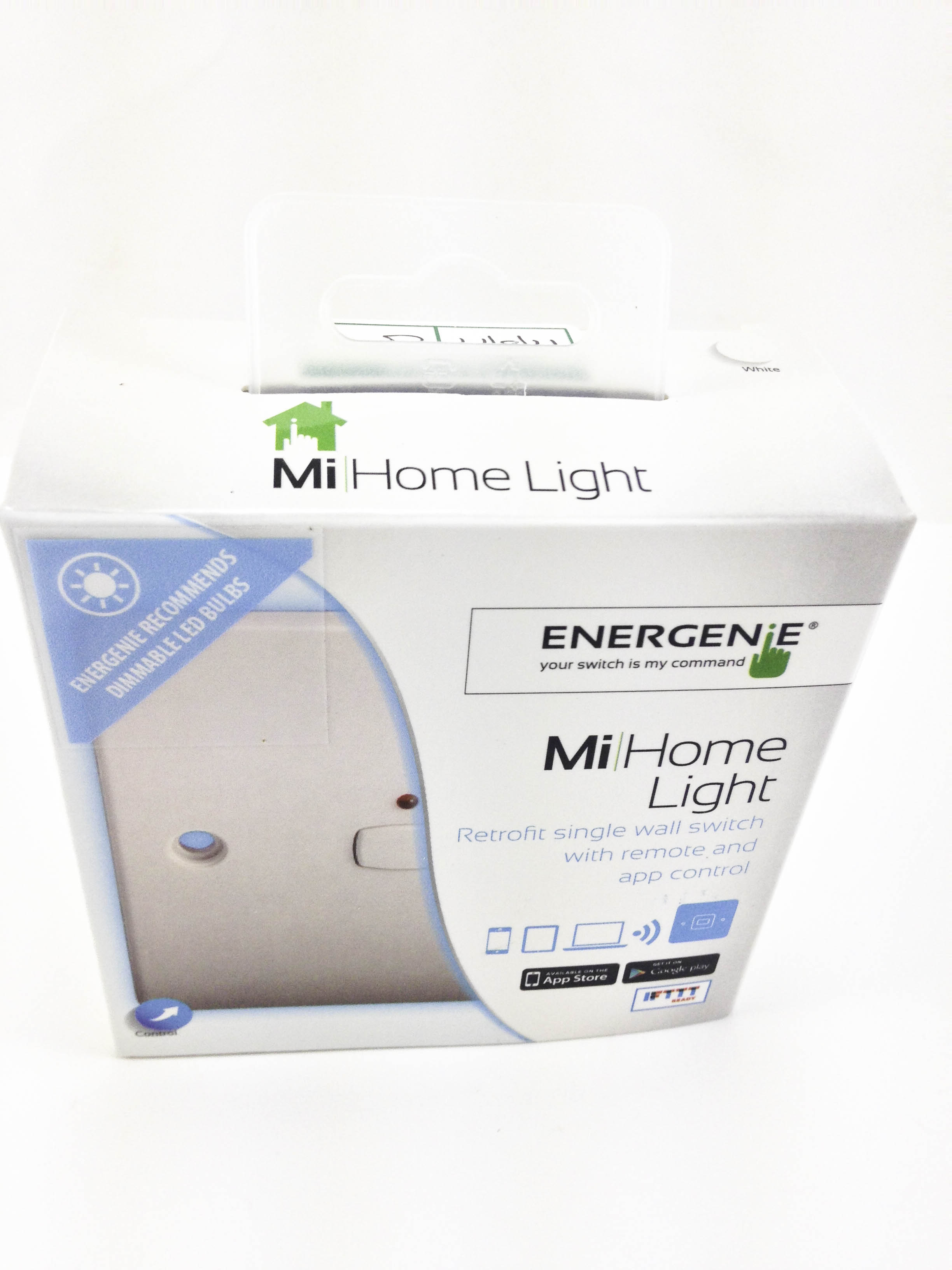 Energenie MiHome Light Switch   My Helpful Hints   Honest Reviews