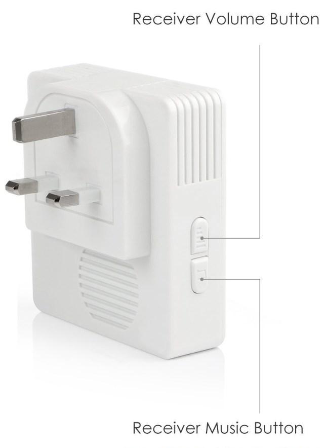 KooPower Wireless Doorbell