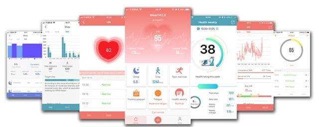 Zeblaze Plug Fitness Tracker