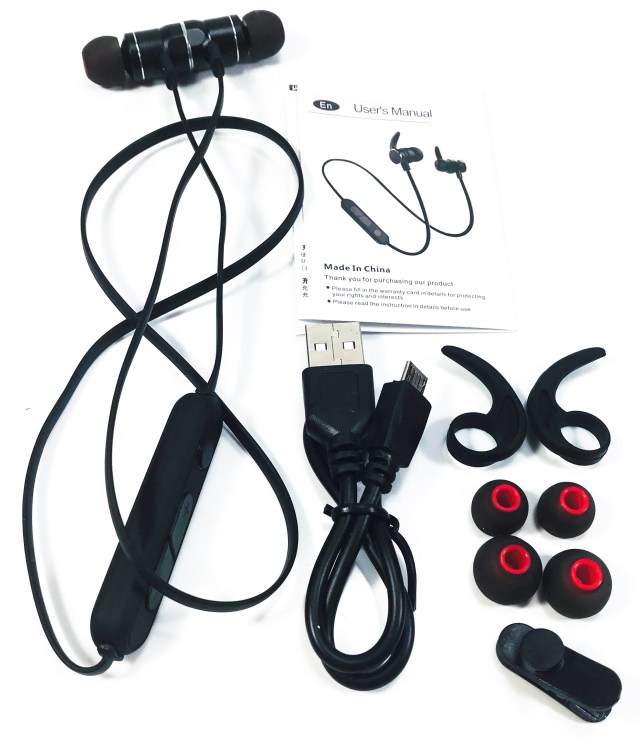 KOVEBBLE X3 Bluetooth Earphones