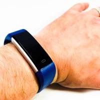 Lintelek ID115Plus HR Fitness Tracker