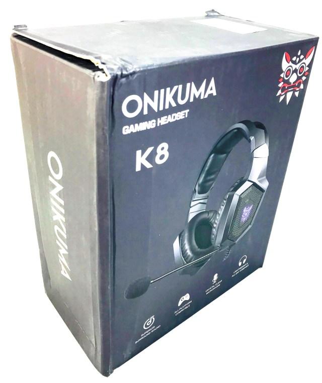 ONIKUMA K8