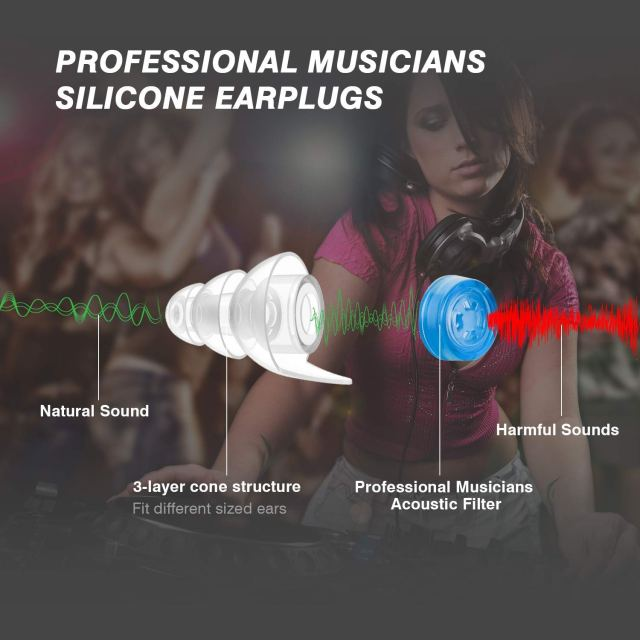 Hearprotek Earplugs