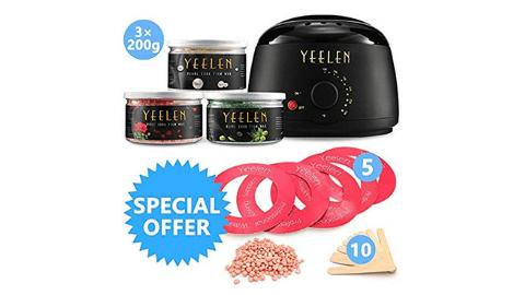 Yeelen Wax Kit