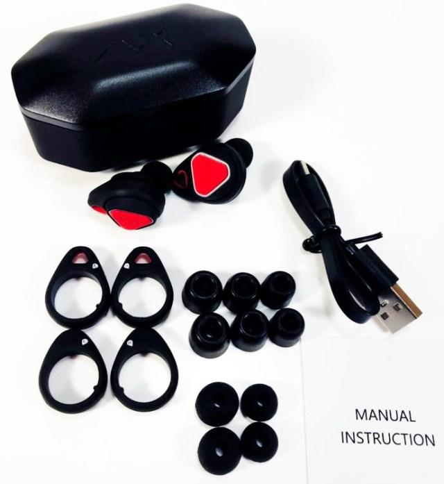 Axum Gear earphones