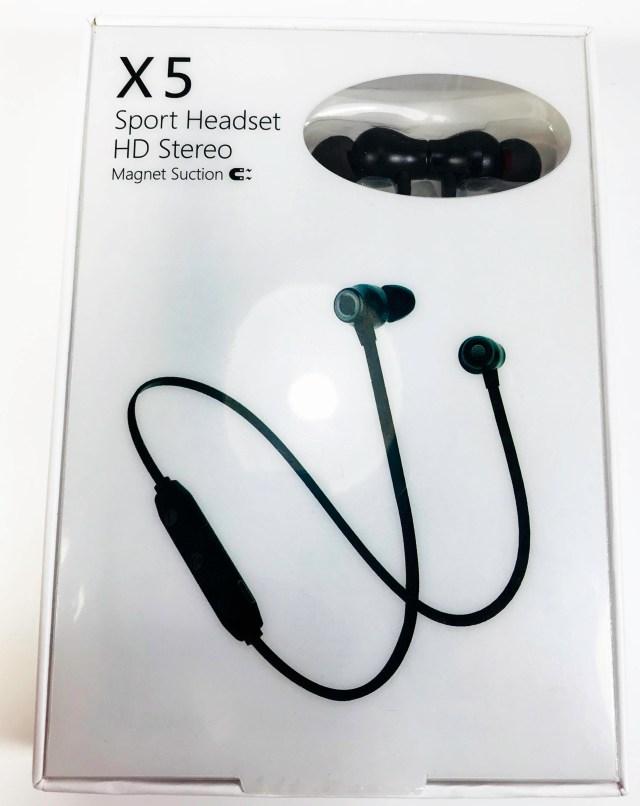 KOVEBBLE X5 Bluetooth Earphones