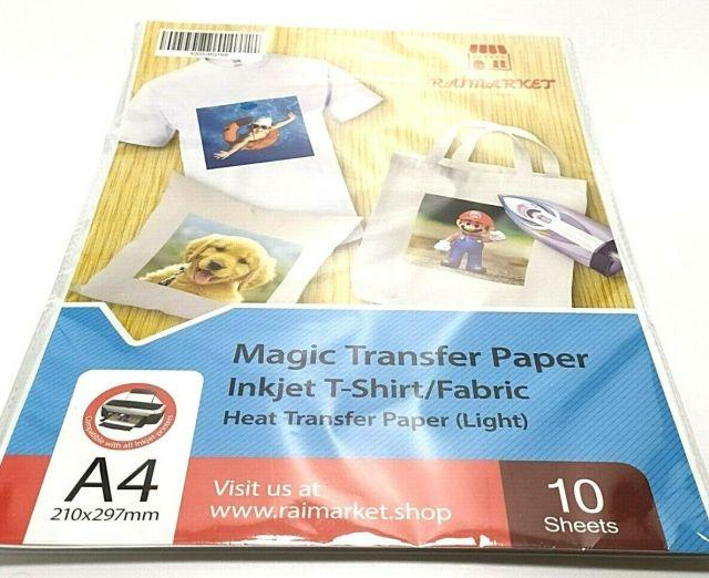 Raimarket Transfer Paper