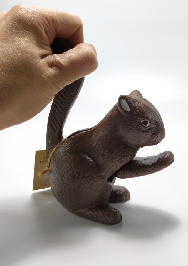 Bar Bespoke Squirrel Nutcracker