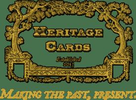 Heritage Cards Logo