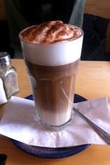 latte at saving grace