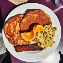 fresh - pancake platter