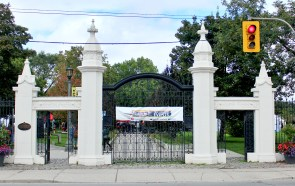 queen west art crawl trinity bellwoods gates
