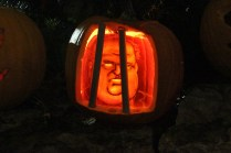 Rob Ford Pumpkin