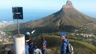 Lion's Head from Kloof Corner
