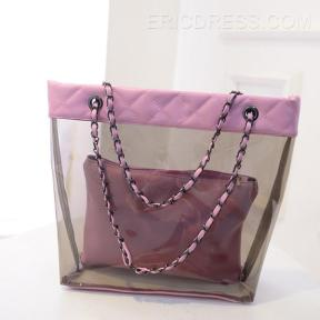http://www.ericdress.com/product/Ericdress-Trendy-Transparent-Hasp-Tote-Bag-11358330.html