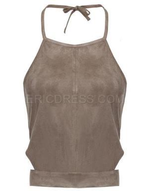 http://www.ericdress.com/product/Ericdress-Slim-Halter-Vest-11986944.html