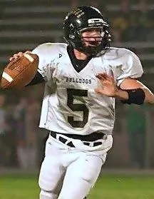 Omaha Burke Quarterback Jimmie Forsythe looks for more wins and a chance to play in Lincoln at the end of the season.