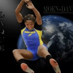 LaQue Moen-Davis Wins Three Gold Medals at 2011 USATF National Junior Olympics