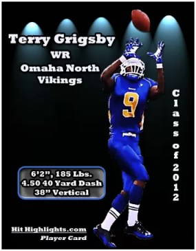 Terry-Grigsby-HH-Player-Card photo image.