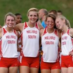 2012 Millard South Girls 1600 Relay Team: The Best Ever!