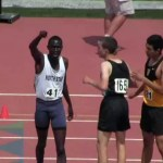 Class A Boys 1600 Meter Run Video: Mohamed Hamdan's Historic Three-Peat