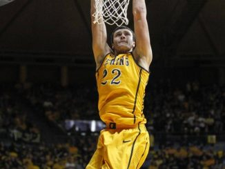 a7c3ff25ff2d Wyoming s Nance Drafted 27th Overall by Los Angeles Lakers